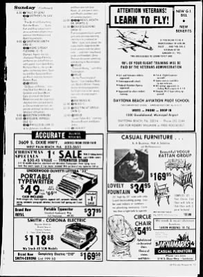 The Palm Beach Post from West Palm Beach, Florida on November 24, 1968 · Page 111