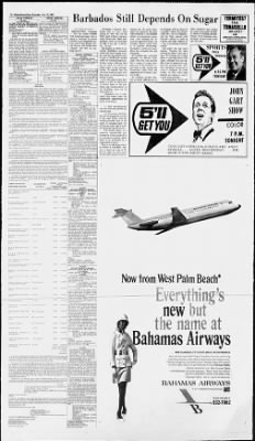 The Palm Beach Post from West Palm Beach, Florida on November 26, 1968 · Page 24