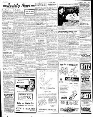 The Courier News from Blytheville, Arkansas on April 7, 1949 · Page 4