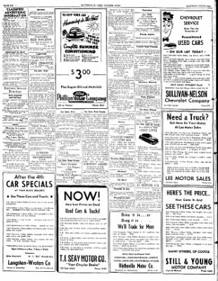 The Courier News from Blytheville, Arkansas on July 9, 1949 · Page 6