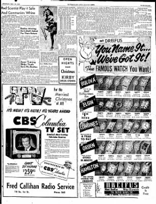 The Courier News from Blytheville, Arkansas on December 16, 1952 · Page 3