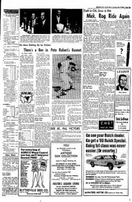 The Courier News from Blytheville, Arkansas on May 10, 1966 · Page 9
