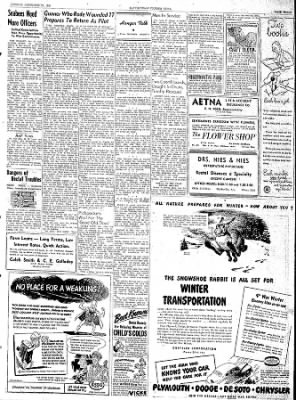The Courier News from Blytheville, Arkansas on November 27, 1944 · Page 3