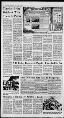 Albuquerque Journal from Albuquerque, New Mexico on May 26, 1991 · Page 6