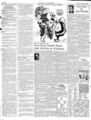 The Courier News from Blytheville, Arkansas on January 2, 1953 · Page 6