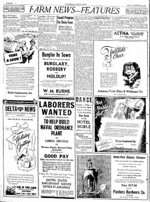 The Courier News from Blytheville, Arkansas on December 22, 1944 · Page 6