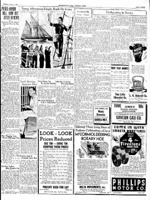 The Courier News from Blytheville, Arkansas on May 6, 1938 · Page 3