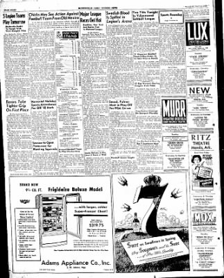 The Courier News from Blytheville, Arkansas on May 31, 1949 · Page 8