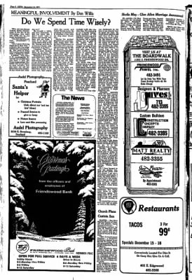 The News from Friendswood, Texas on December 15, 1977 · Page 2