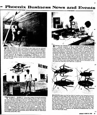 Arizona Republic from Phoenix, Arizona on June 15, 1969 · Page 210