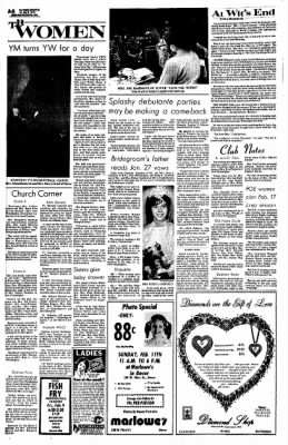 The Daily Reporter from Dover, Ohio on February 9, 1973 · Page 8