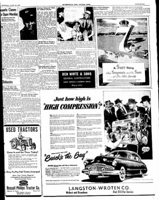 The Courier News from Blytheville, Arkansas on June 16, 1949 · Page 7