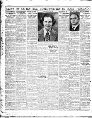 The Charleston Daily Mail from Charleston, West Virginia on March 29, 1936 · Page 43