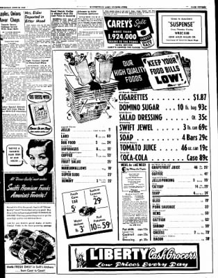 The Courier News from Blytheville, Arkansas on June 23, 1949 · Page 15