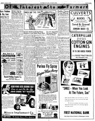 The Courier News from Blytheville, Arkansas on June 24, 1949 · Page 7