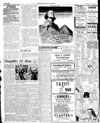 The Courier News from Blytheville, Arkansas on July 27, 1946 · Page 4
