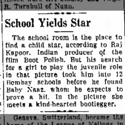 School Yields Star