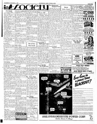 The Courier News from Blytheville, Arkansas on December 4, 1940 · Page 5