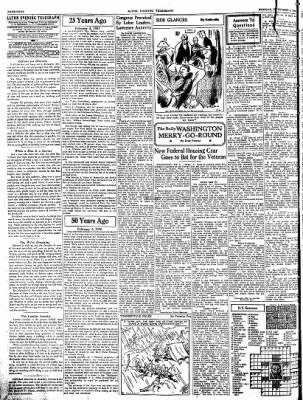 Alton Evening Telegraph from Alton, Illinois on February 4, 1946 · Page 4