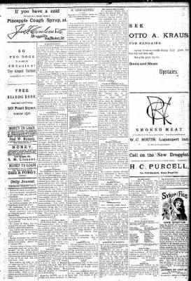 Logansport Pharos-Tribune from Logansport, Indiana on February 11, 1891 · Page 5