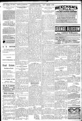Logansport Pharos-Tribune from Logansport, Indiana on February 12, 1891 · Page 3