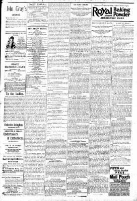 Logansport Pharos-Tribune from Logansport, Indiana on June 25, 1896 · Page 4