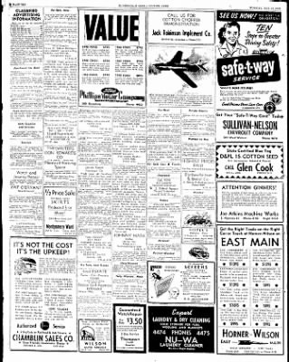 The Courier News from Blytheville, Arkansas on May 20, 1952 · Page 10