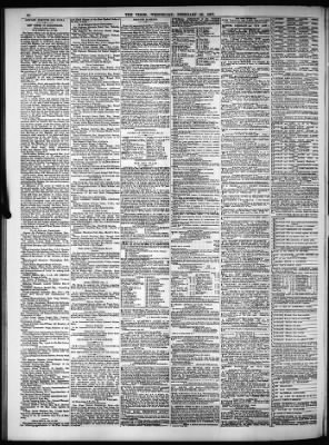 The Times from London,  on February 16, 1887 · Page 12