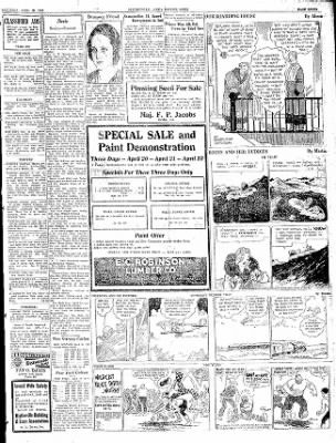 The Courier News from Blytheville, Arkansas on April 18, 1931 · Page 7