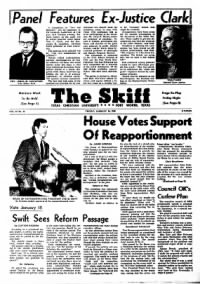 Sample The Skiff front page