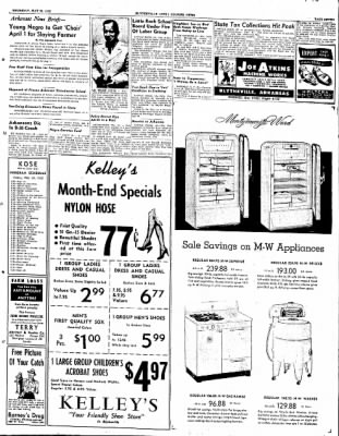 The Courier News from Blytheville, Arkansas on May 29, 1952 · Page 7