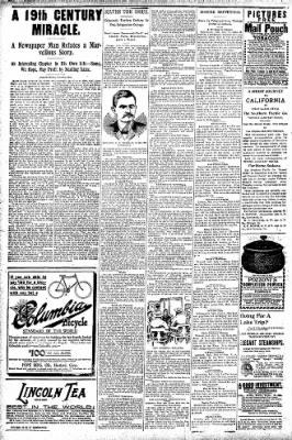 Logansport Pharos-Tribune from Logansport, Indiana on July 9, 1896 · Page 6