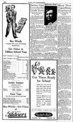 The Mason City Globe-Gazette from Mason City, Iowa on August 27, 1935 · Page 14
