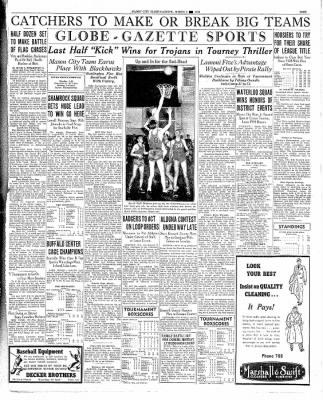 The Mason City Globe-Gazette from Mason City, Iowa on March 2, 1936 · Page 9