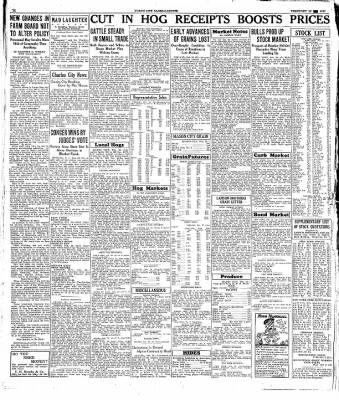 The Mason City Globe-Gazette from Mason City, Iowa on February 20, 1931 · Page 16