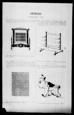 Official Gazette of the United States Patent Office from Washington, District of Columbia on February 5, 1924 · Page 73