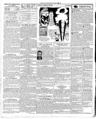 The Mason City Globe-Gazette from Mason City, Iowa on March 13, 1936 · Page 4