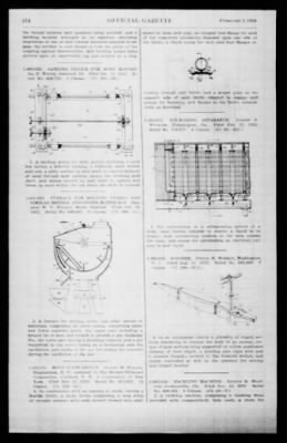 Official Gazette of the United States Patent Office from Washington, District of Columbia on February 5, 1924 · Page 213