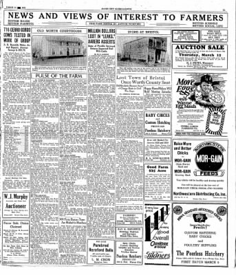 The Mason City Globe-Gazette from Mason City, Iowa on March 11, 1931 · Page 13