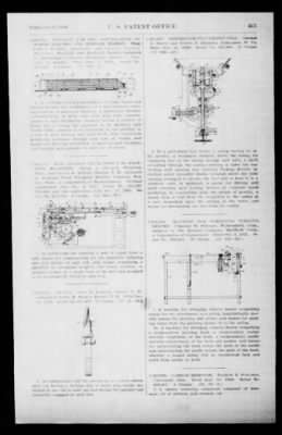 Official Gazette of the United States Patent Office from Washington, District of Columbia on February 12, 1924 · Page 188