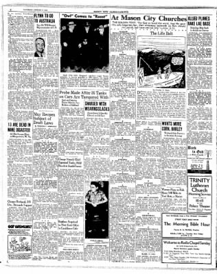 The Mason City Globe-Gazette from Mason City, Iowa on January 9, 1943 · Page 2