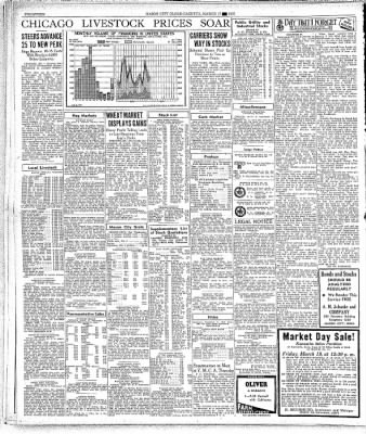 The Mason City Globe-Gazette from Mason City, Iowa on March 17, 1937 · Page 14