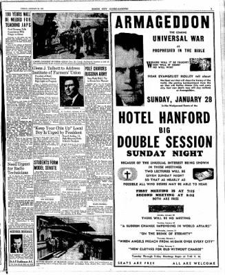 The Mason City Globe-Gazette from Mason City, Iowa on January 26, 1945 · Page 5