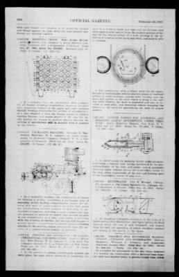 Official Gazette of the United States Patent Office from Washington, District of Columbia on February 26, 1924 · Page 183