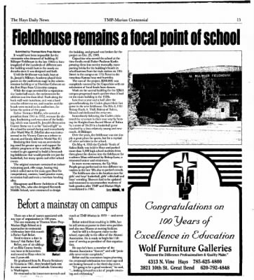 The Hays Daily News From Hays, Kansas On July 6, 2008 · Page 47
