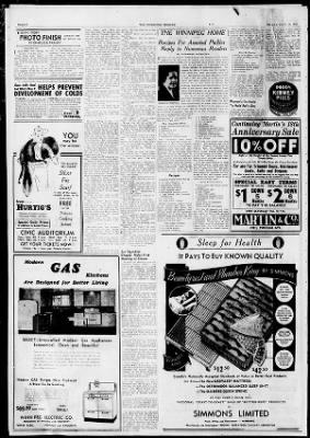 The Winnipeg Tribune from Winnipeg,  on September 16, 1938 · Page 8