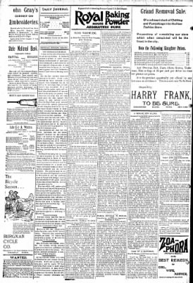 Logansport Pharos-Tribune from Logansport, Indiana on March 7, 1895 · Page 4