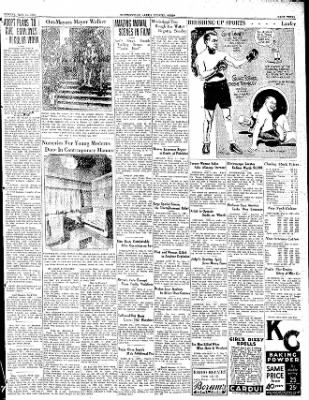 The Courier News from Blytheville, Arkansas on May 11, 1931 · Page 3