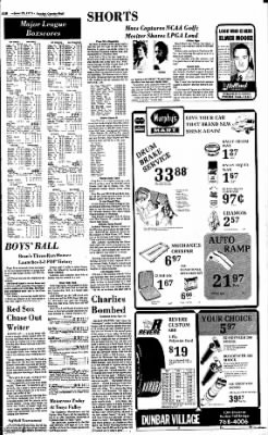 Sunday Gazette-Mail from Charleston, West Virginia on June 29, 1975 · Page 61
