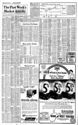 Sunday Gazette-Mail from Charleston, West Virginia on July 16, 1972 · Page 44